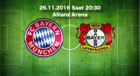 Bayern Münih - Bayer Leverkusen Maç Tahmini