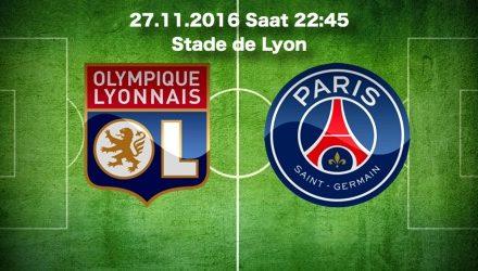 Lyon – Paris Saint Germain Maç Tahmini