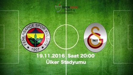 Fenerbahçe – Galatasaray maç tahmini