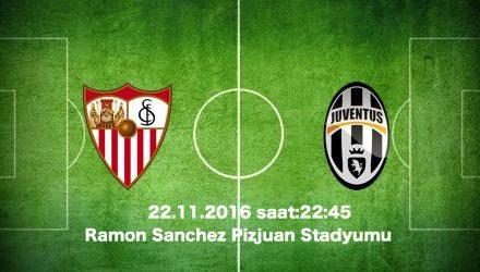Sevilla – Juventus Maç Tahmini